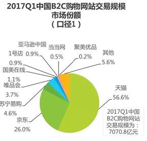 中国主流なネットショップ 中国ECサイト ランキング